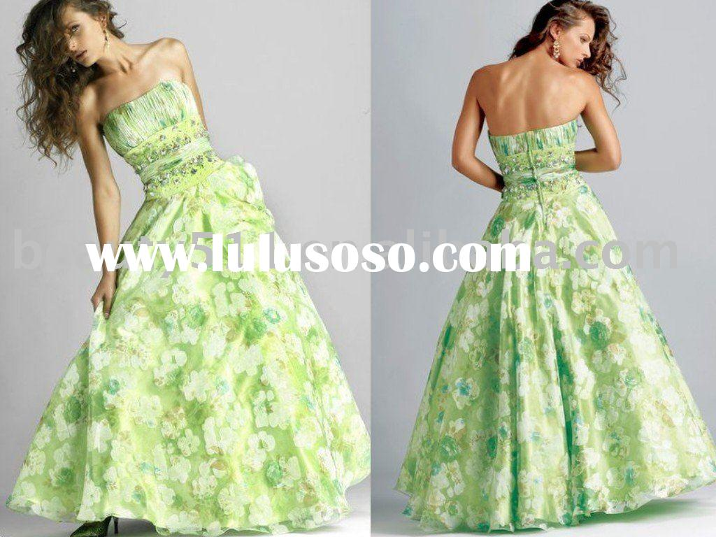 2010 long evening dresses modest prom dresses and formal dress EUAH0312