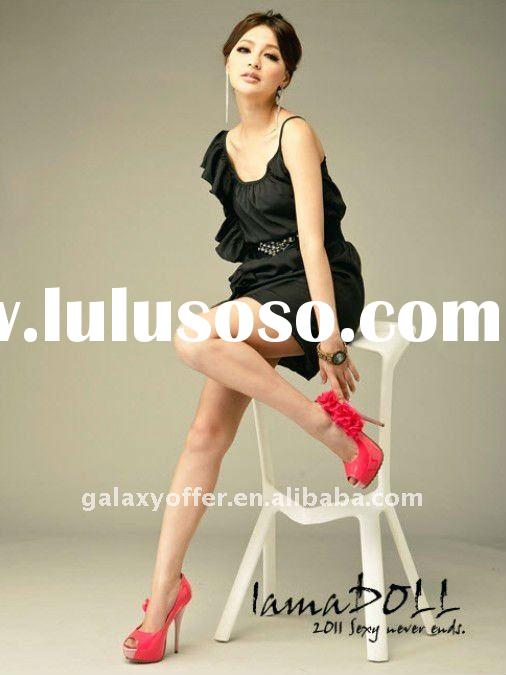 2011 NEW brand lady shoes 12CM loubouting women's high heeled shoes sandals slippers cheap s