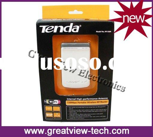 2011 New WIFI router Tenda W150M