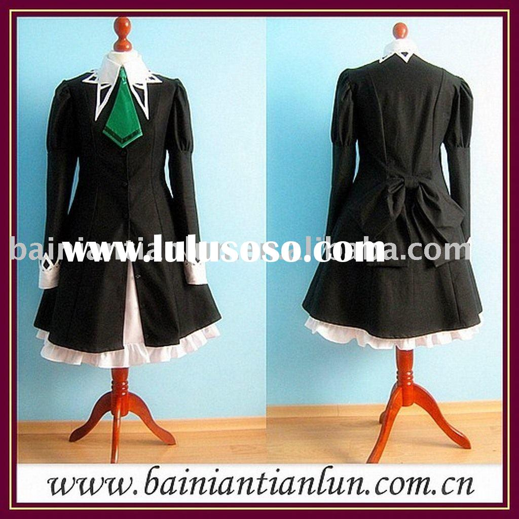 2011 hot sale formal cosplay costume!! more discount