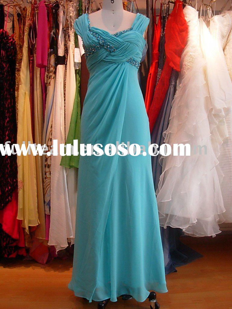 2011 new charming fashionable long evening dress-08wlw-013