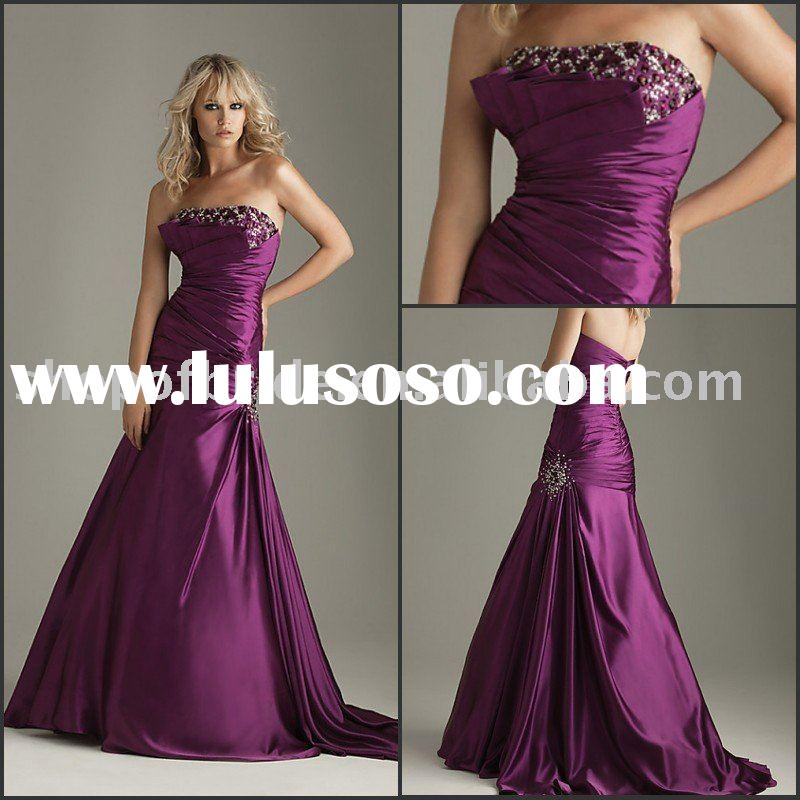 2011 new style evening /prom /formal dresses QNWY001