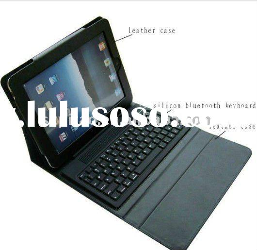 2011 newest arrival HOT bluetooth keybord case for ipad2