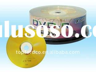 25pcs Cake Box 8X DVD R disk