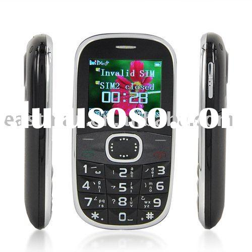 2.0 Inch Quad Band Color Screen Senior Cell Phone with Camera and Cash Detector
