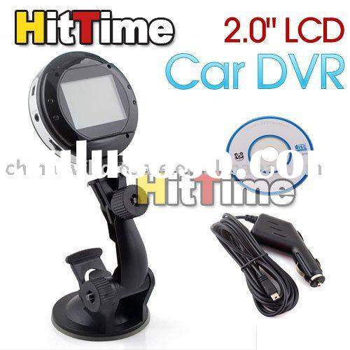 """2.0"""" LCD Car Dash Road Video Camera Recorder DVR Mount 09 Free Air Mail ONLY Wholesale"""