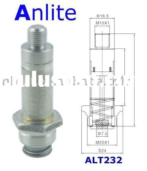 2/2 NC 16.5mm Diameter Stainless Steel Pneumatic Solenoid Valve Armature
