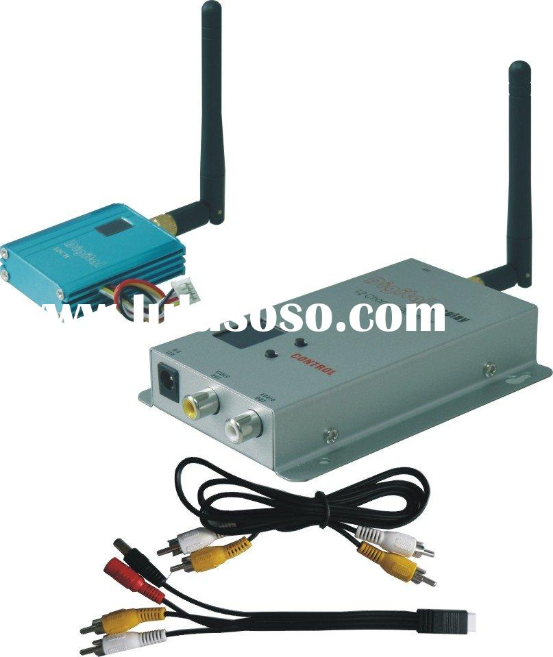 2.4GHz 700MW wireless AV transmitter and receiver(SDY-607T)