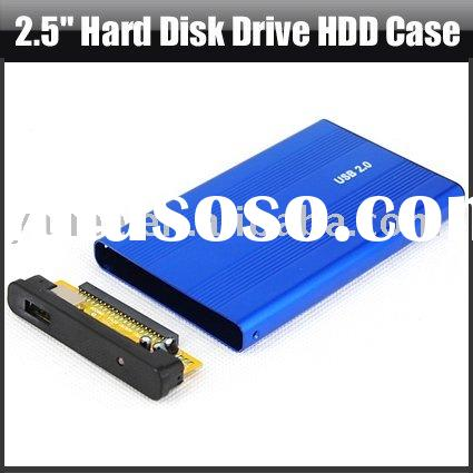 "2.5"" IDE Hard Disk Drive HDD Case External Enclosure,YHA-PC007"