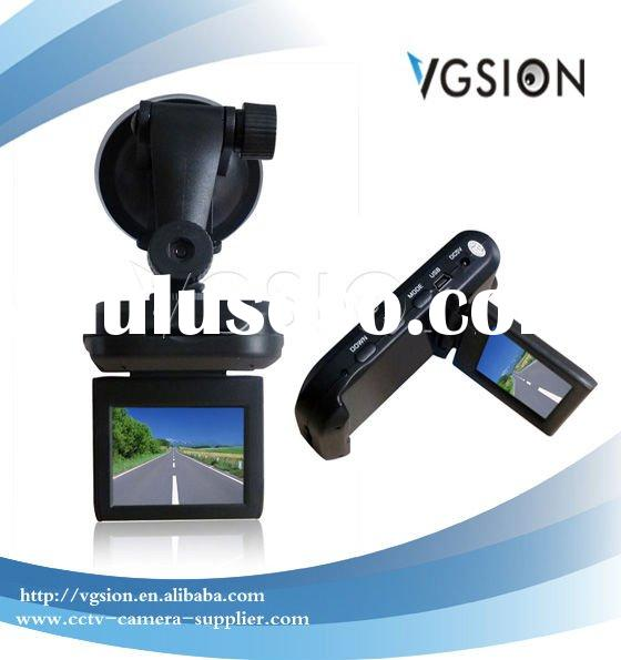 """2.5"""" LCD Mobile HD Vehicle DVR, 30fps"""