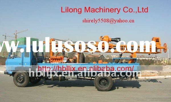 350m mobile water well drilling rig