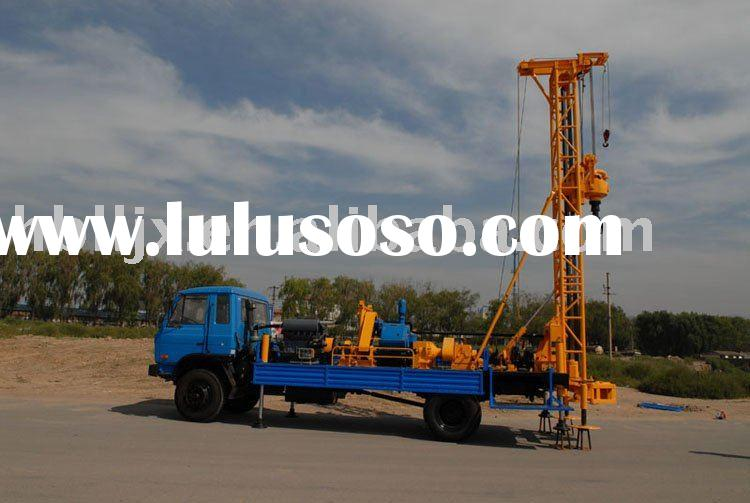 350m truck mounted water well drill rig
