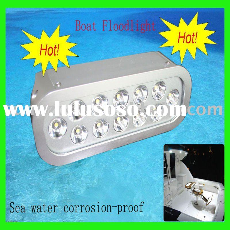 36W LED Boat light(Professional manufacturer) led underwater led boat light