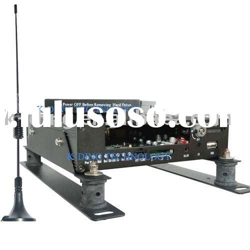 3G Mobile DVR, remote monitoring, 4 channel recording, WCDMA Sim card supported, LAN reviewing, Wifi