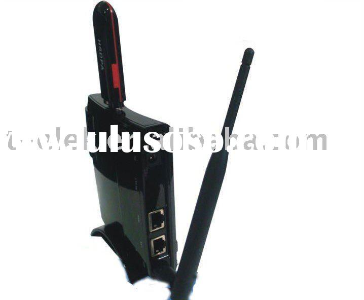 3G wifi hsupa router usb