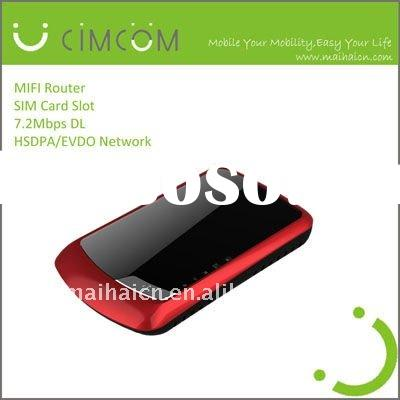 3G wireless wifi portable router----MH1207