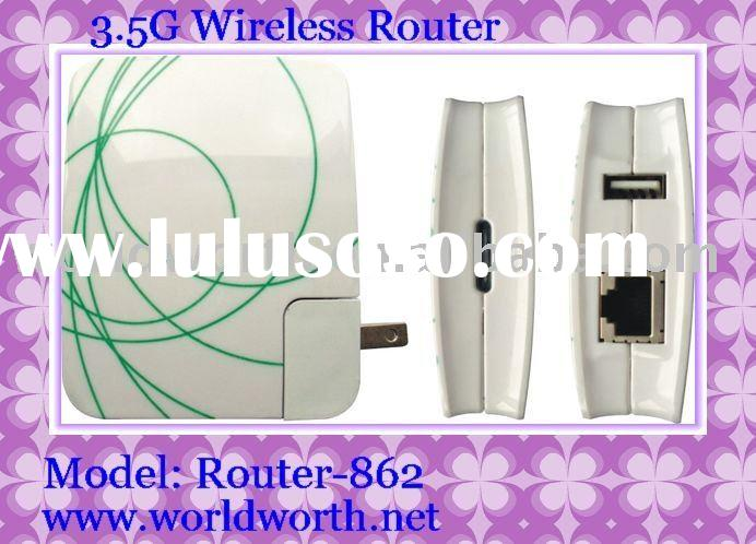 3.5G Wireless Router 3.5g router hsdpa wireless router