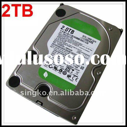 "3.5"" 64MB 2TB Internal Hard Drive"
