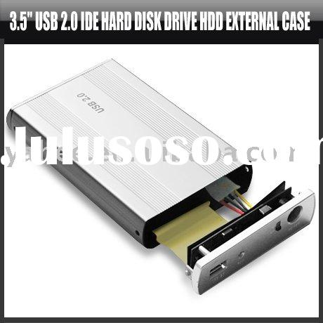 "3.5"" USB 2.0 IDE Hard Disk Drive HDD Case,YHA-PC050"