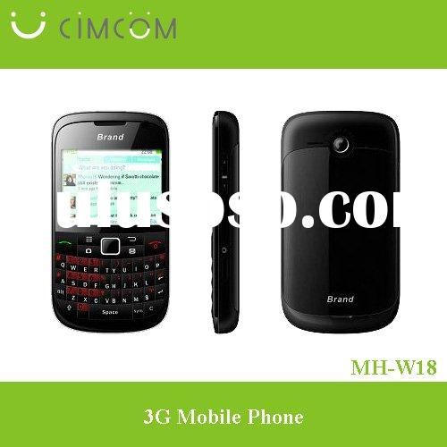 3g touch mobile phone -MH-W18