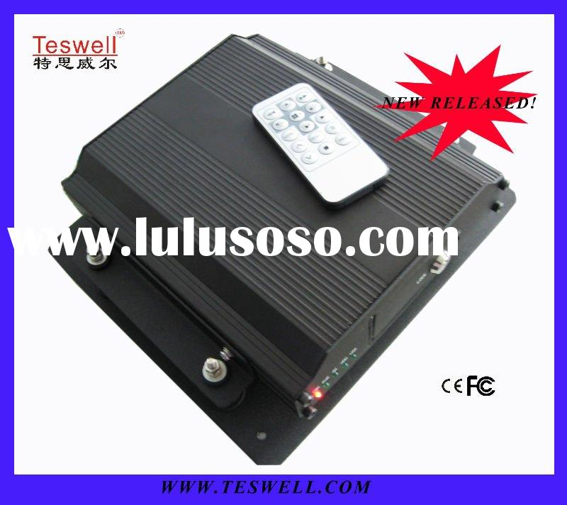 4 Channel H.264 SD Card Mobile Digital Video Recorder