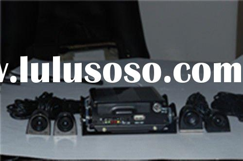 4 channel car dvr with GPS