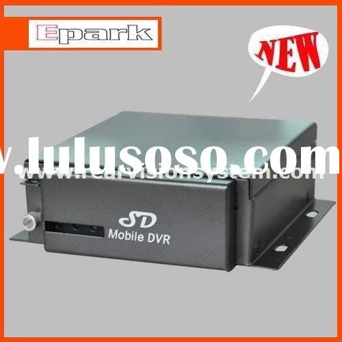 4ch recording mobile DVR with 3g gps