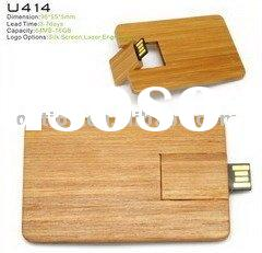 64MB-16GB credit card USB Memory Stick Pen Drives with FCC/CE/ROHS approval