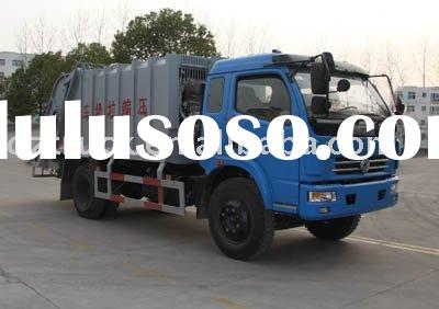 6 ton compactor garbage truck for sale