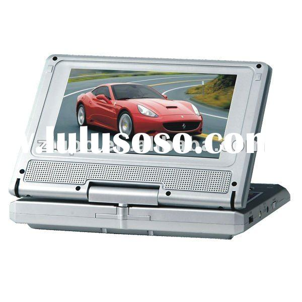 7,9,12.5 inch Portable DVD Player with tv tuner(DVD-703)