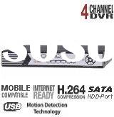 8 CHANNEL H.264 NETWORK DVR