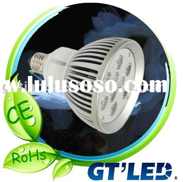 9w led par lamp from TOP 50 manufacturer in China