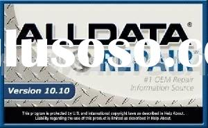 AllData 10.30 and 2010 Mitchell On Demand 5.8 On 500GB Portable Hard Drive with 4th Quarter Updates