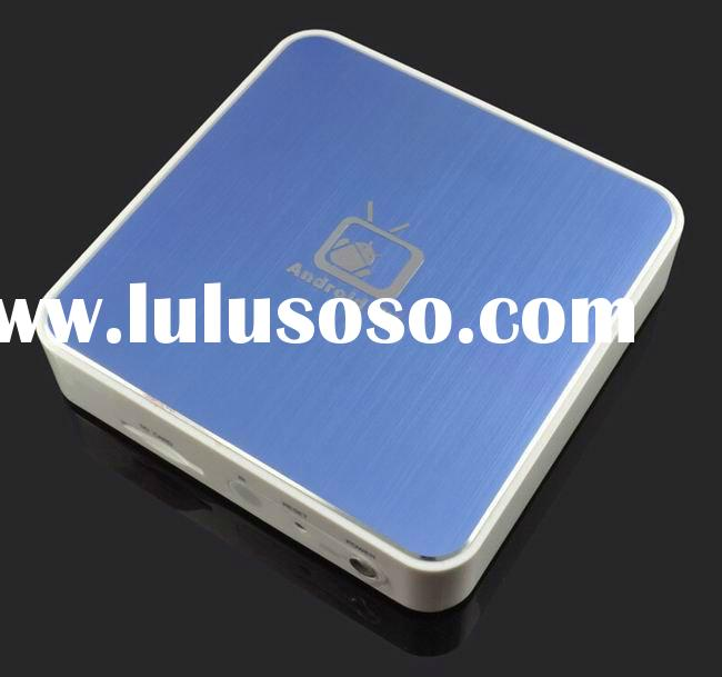 Andriod 2.3 system Full HD 1080P android set top box