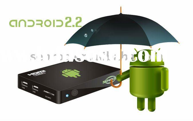Android 2.2 smart TV box