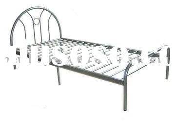 Arch head iron bed