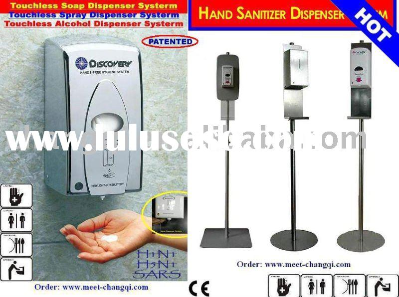 Automatic soap dispenser, stainless steel automatic soap dispenser