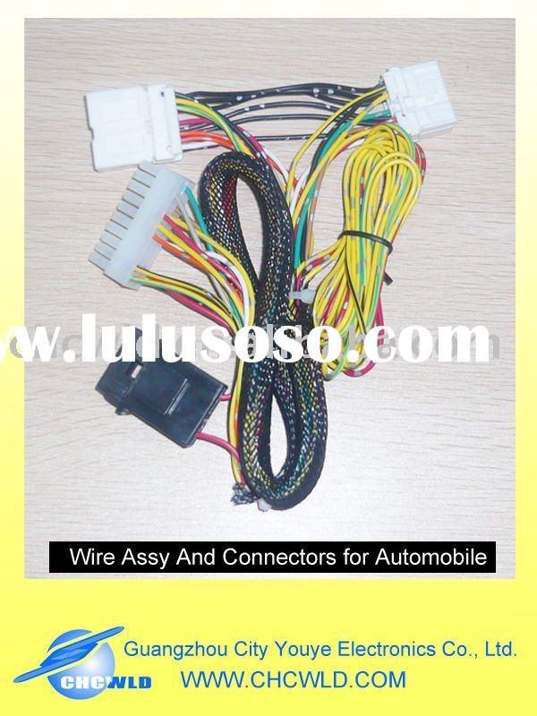 Automobile wire assembly