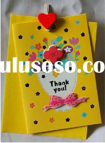 Beautiful Handmade Valentine's Day Card