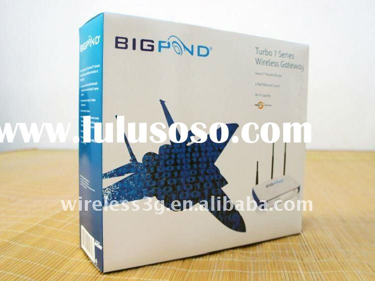 Bigpond SIM Card Slot 3G9WB WiFi UMTS Wireless Router