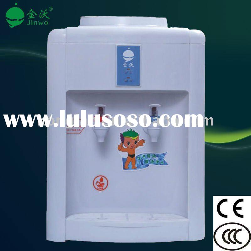 Bottled cold and hot water dispenser ,table top water cooler