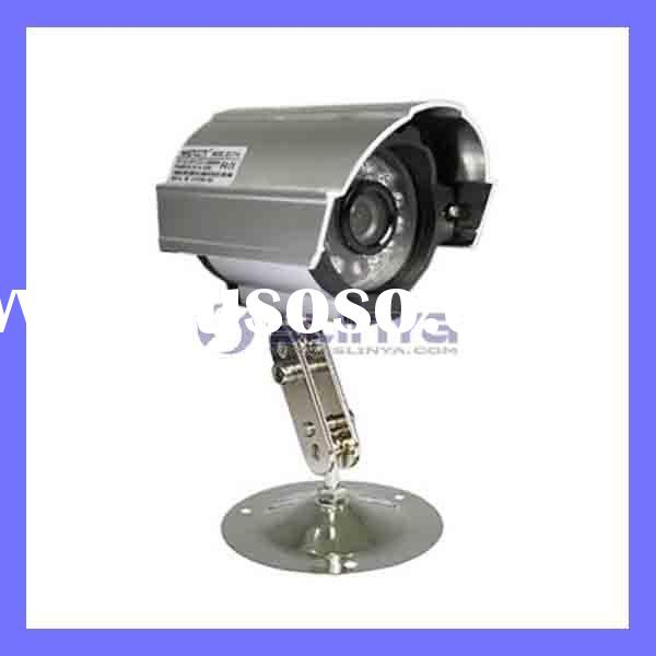 CCTV IR LED Camera Digital Color CCD Camera