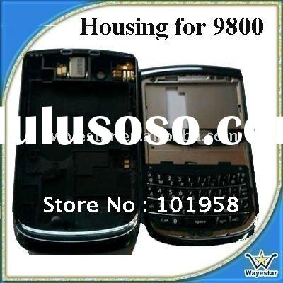 Cell Phone Housing Cover For Blackberry Torch 9800