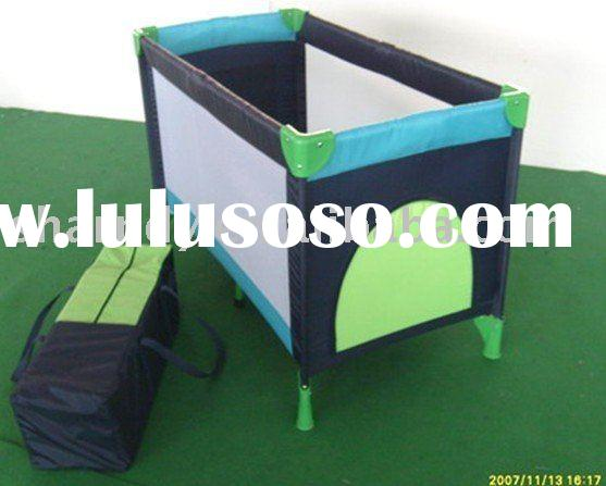 China factory CE Baby travel cot /baby playpen/baby play yard