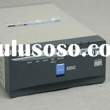 Cisco Linksys RV042 Firewall and VPN Broadband Router