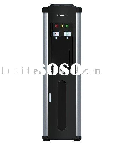 Cold and Hot Water Dispenser with refrigerator cabinet
