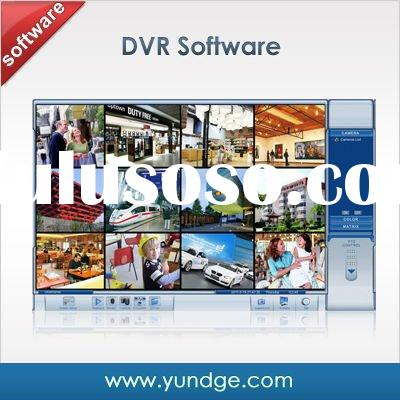 DVR Software--Hybrid DVR software--NVR software