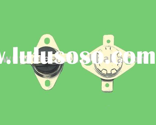 Disc type KSD thermostat for appliances
