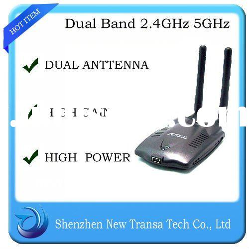 Dual Band 5.8ghz USB Wifi Adapter