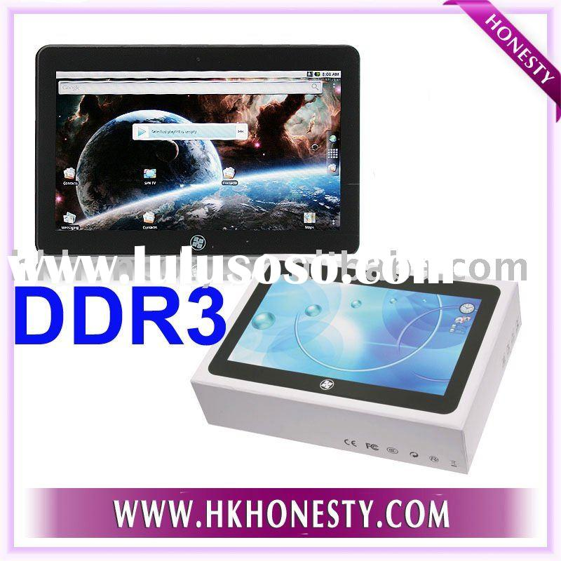 Dual OS Laptop Latest Tablet PC 10inch Capacitive Screen Intel Atom N455 JX009E